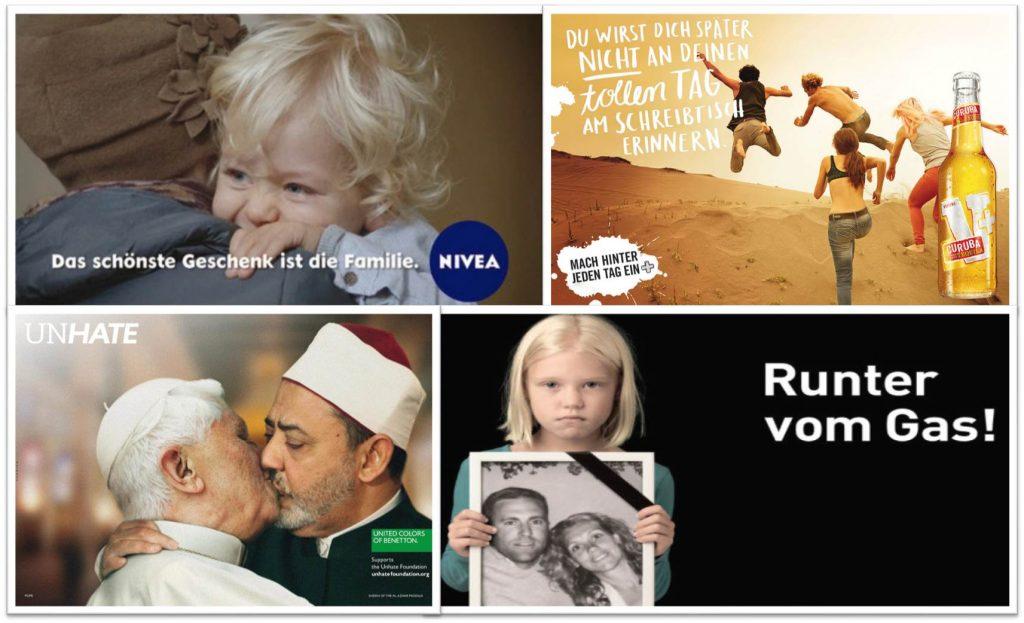 Beispiele Werbung Emotionale Konditionierung