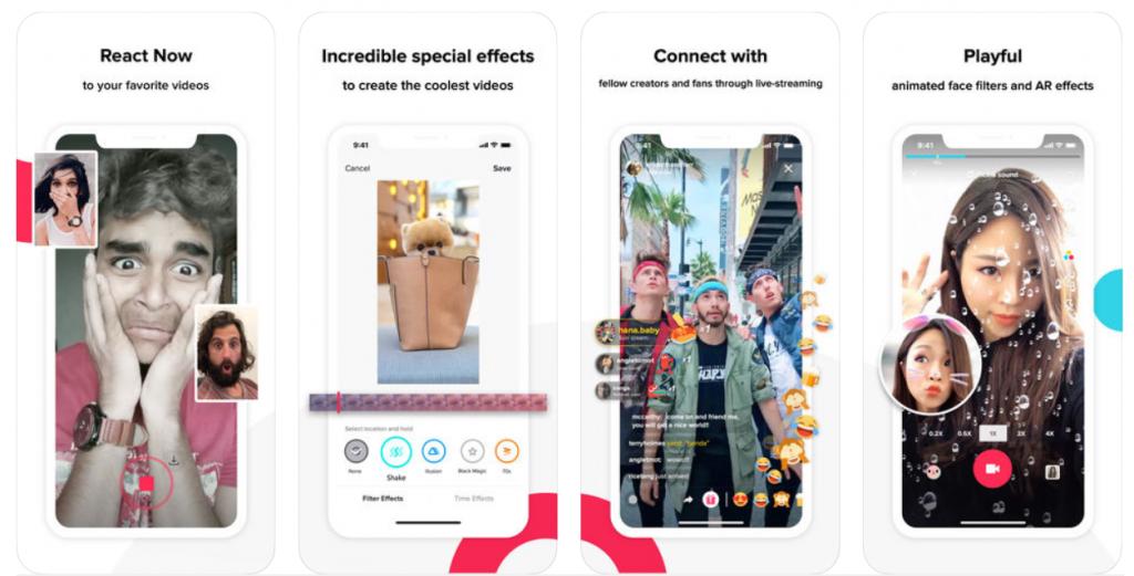 TikTok_Screenshot App Store