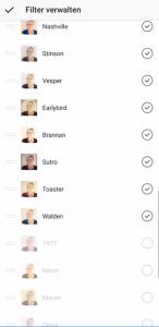 Instagram Hack 3 versteckte Filte